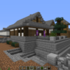 Japanese Building1 made by minecraft