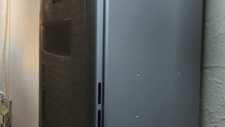 ガス給湯器をお得価格で交換しました(リンナイ RUF-V2005SAW → RUF-E2007SW)