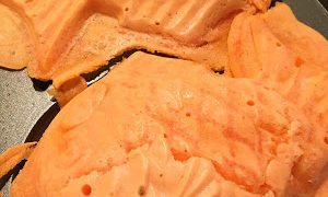 オレンジたい焼き