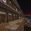 Japanese landscape in EDO era made by Minecraft