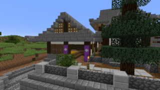 Japanese Building3 made by minecraft